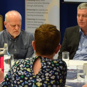 Building the Future of Adult/Lifelong Learning in NI