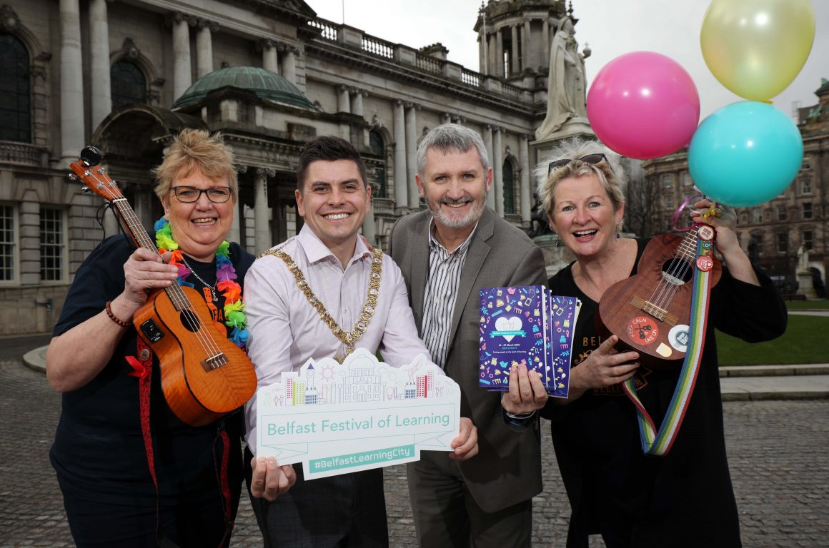 Making Learning Fun, Accessible and Lifelong: Belfast Festival of Learning