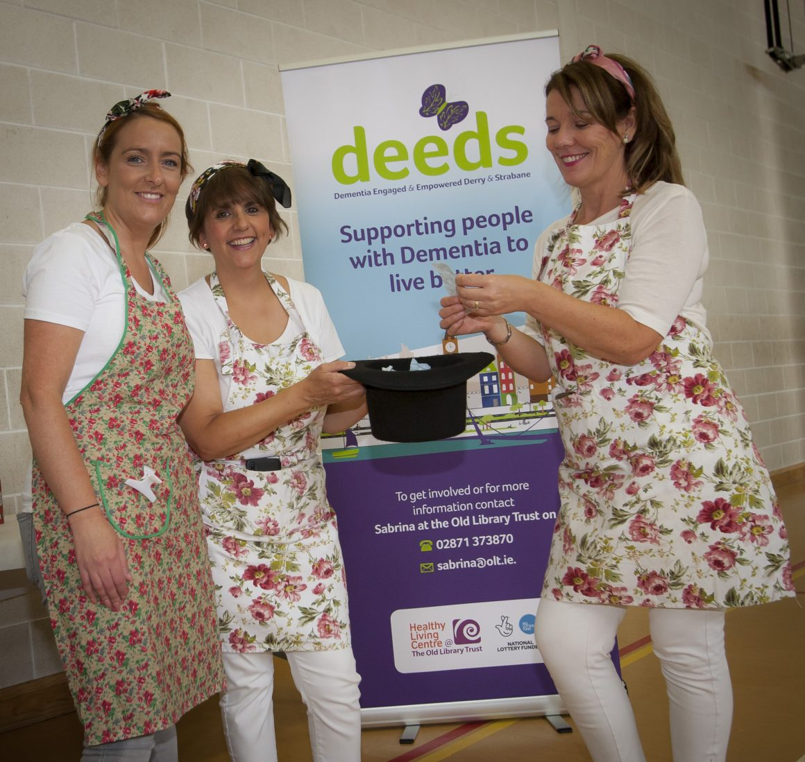 Dementia Engaged and Empowered Derry & Strabane