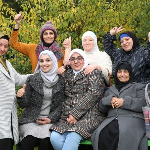 Footprints – Syrian Women's Group