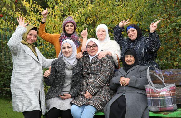 Footprints – Syrian Women's Group