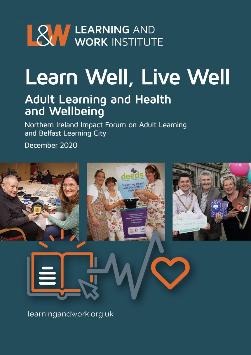Launch of the Learn Well, Live Well Report