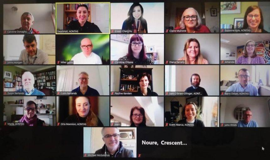 Building collaboration across Ireland